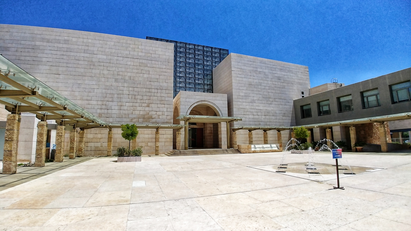 Jordanie - Jordan Museum à Amman