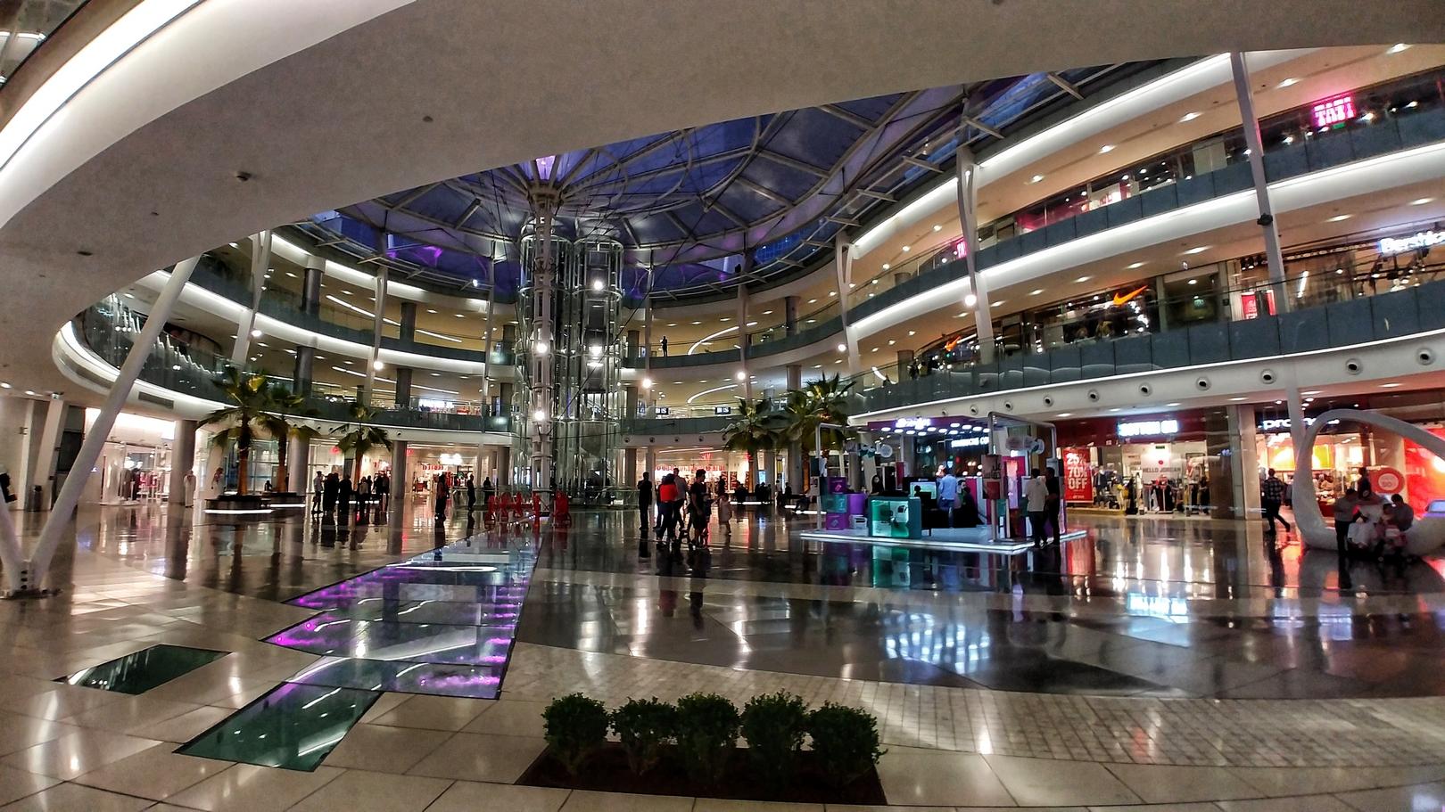 Jordanie - Mall / centre commercial à Amman