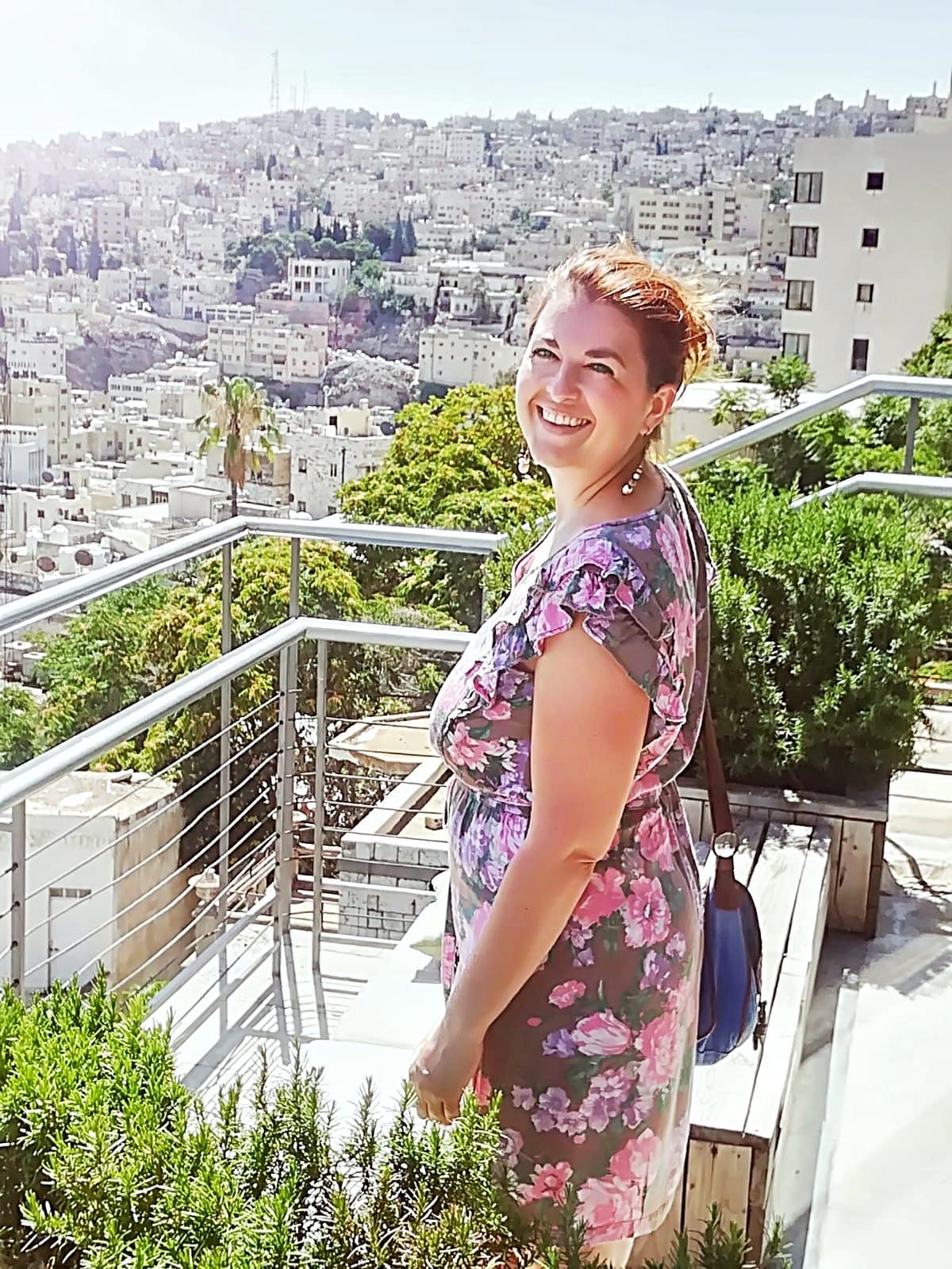 Jordanie - Vue sur Amman