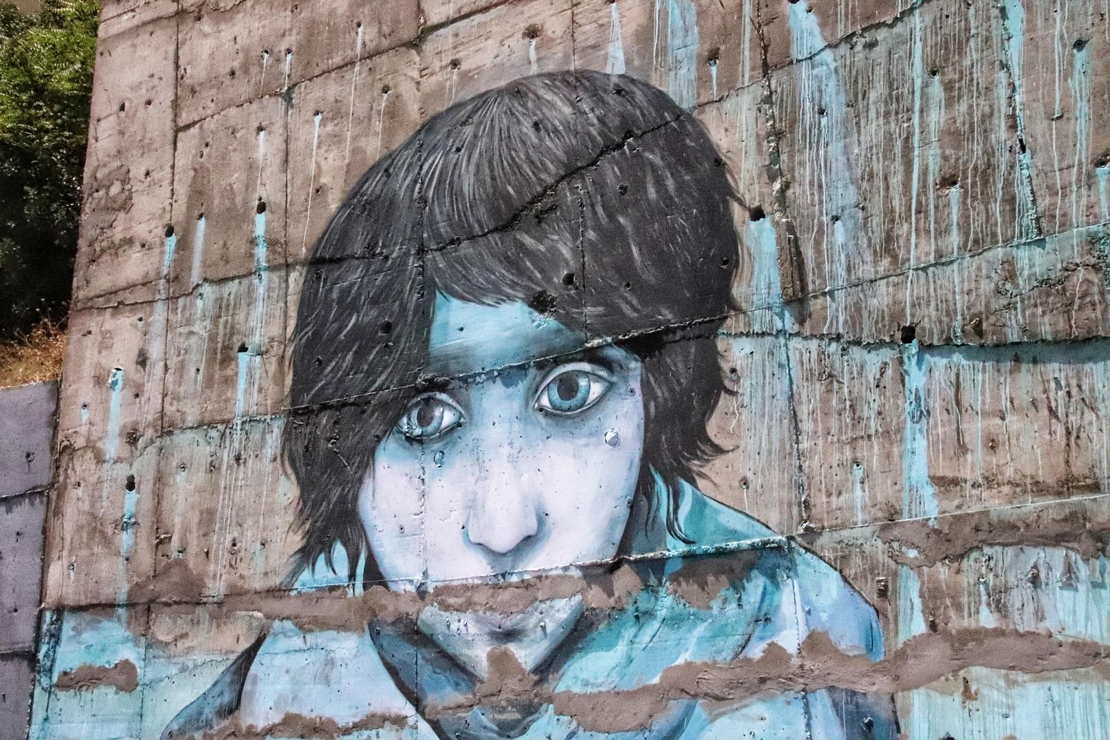 Jordanie - Street art dans les rues d'Amman