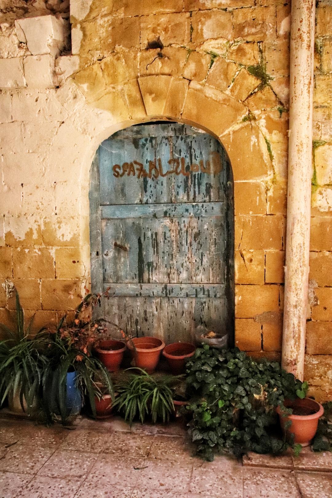 Jordanie - Visite de la vieille ville de Salt avec ses maisons ottomanes