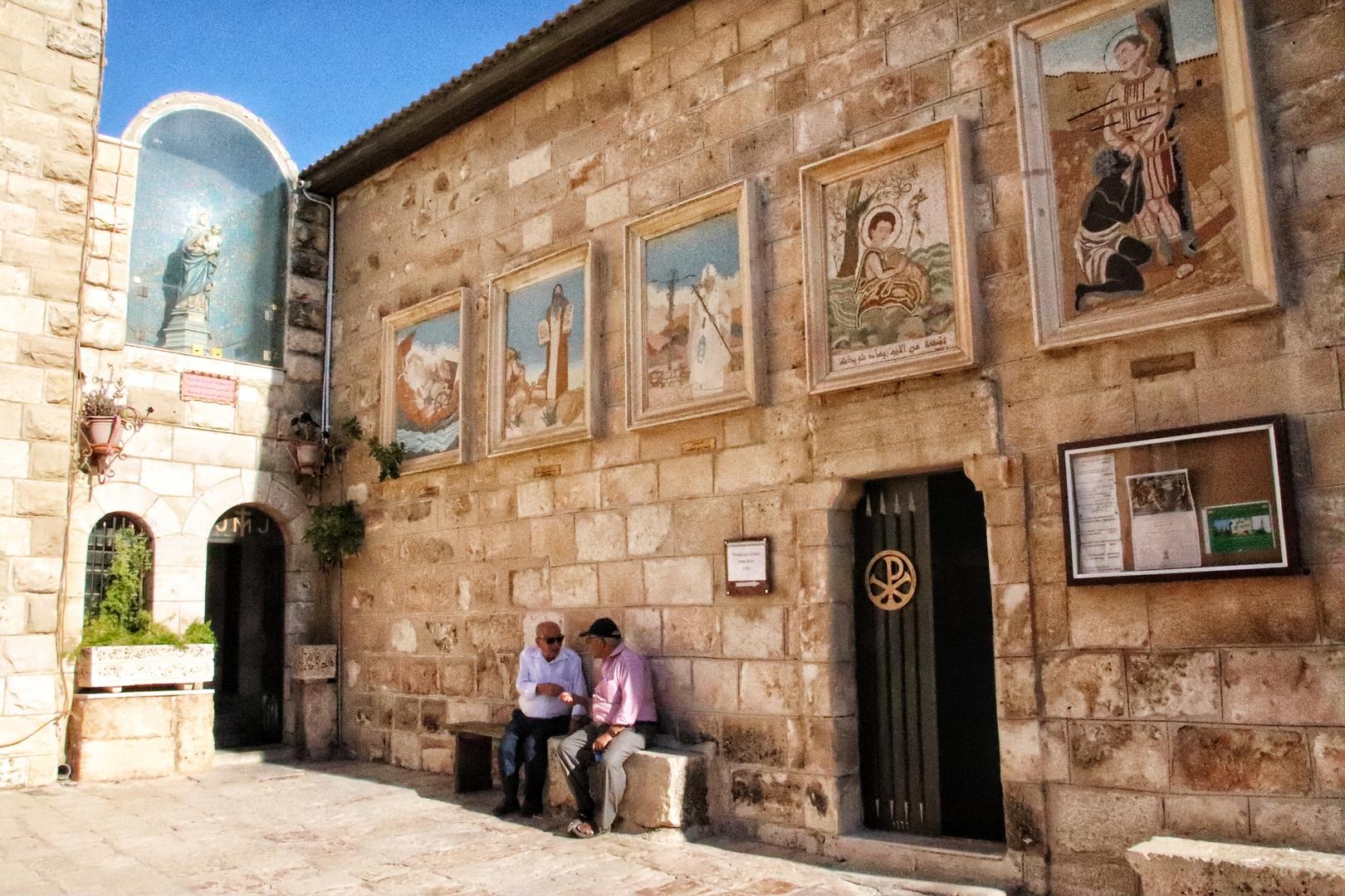 Jordanie - Eglise Saint Jean Baptiste à Madaba