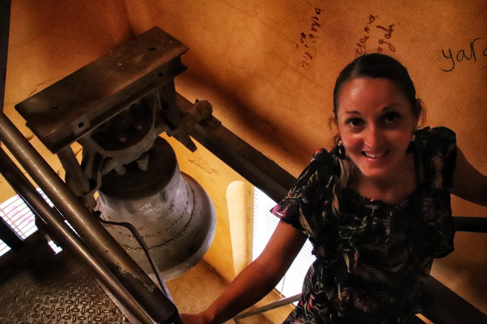 Jordanie - Ascension du clocher de l'église Saint Jean Baptiste à Madaba