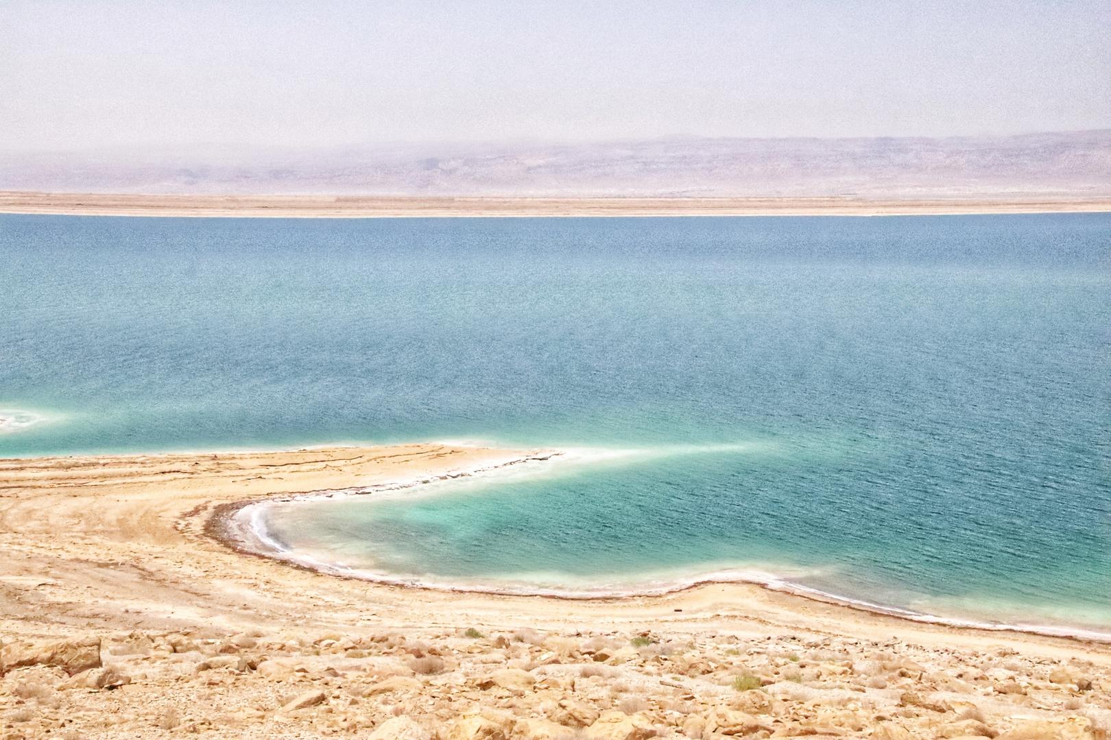 Jordanie - La Mer morte