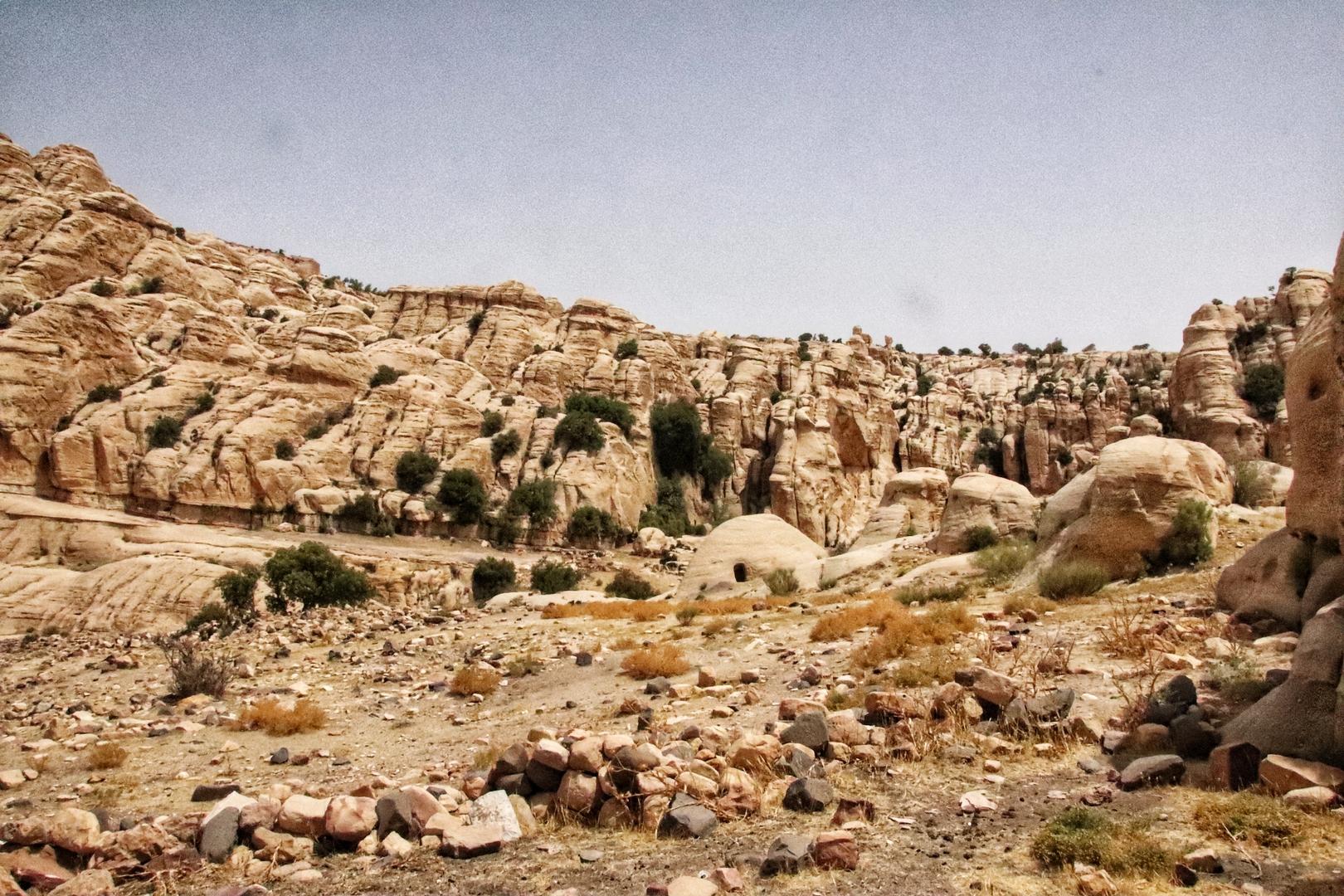 Jordanie - Randonnée dans la réserve de Dana