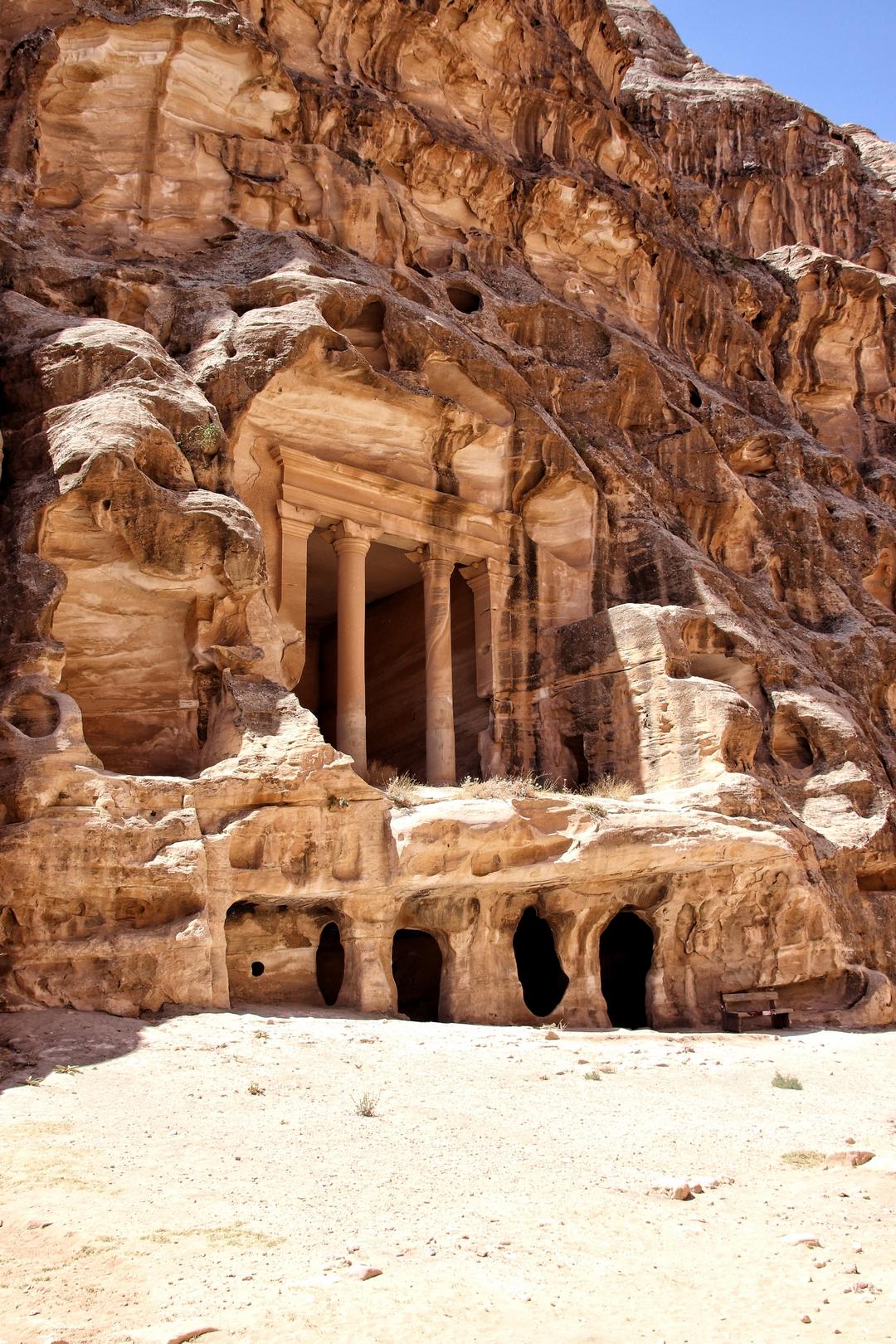 Jordanie - Visite du site de Little Petra