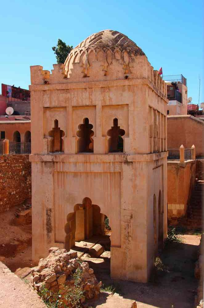 Maroc - Qobba almoravide
