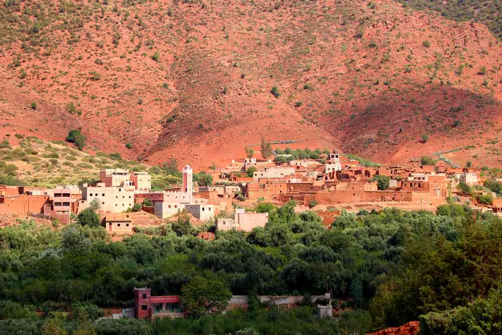 Maroc - Vallée de l'Ourika