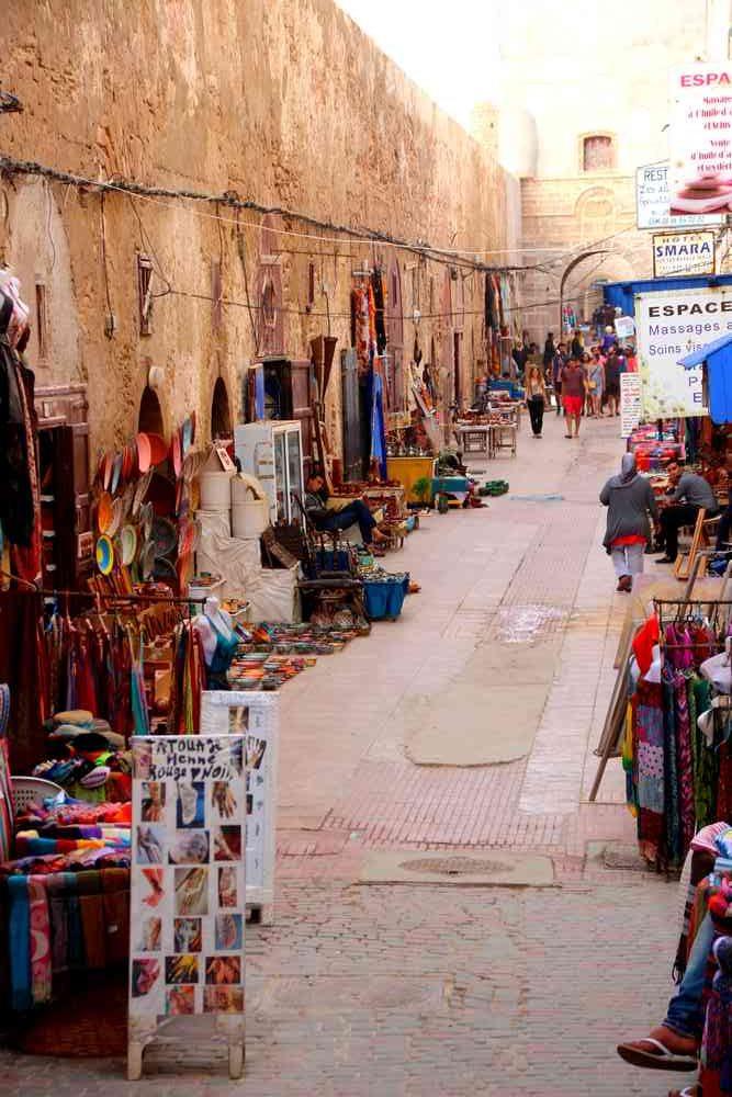 Maroc - Médina d'Essaouira