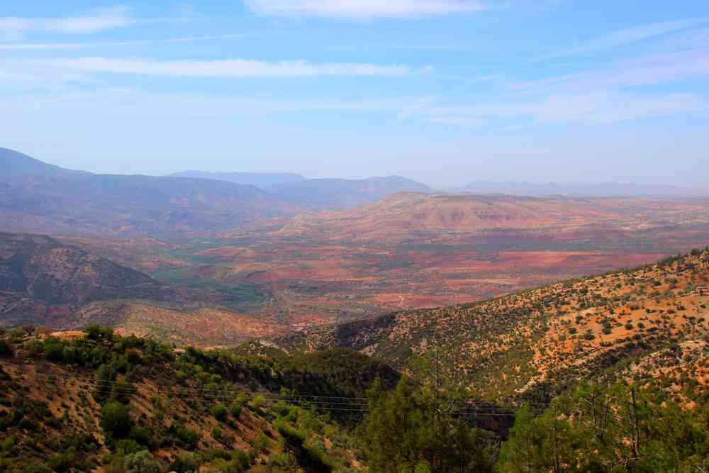 Maroc - Vallées de l'Atlas