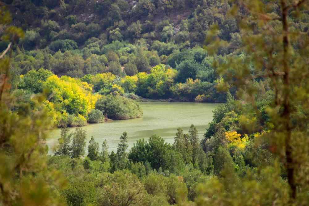 Maroc - Lac de Bin el Ouidane