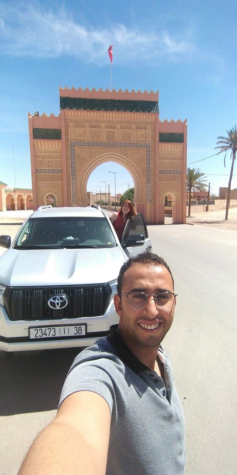 Maroc - A Rissani avec Mohamed