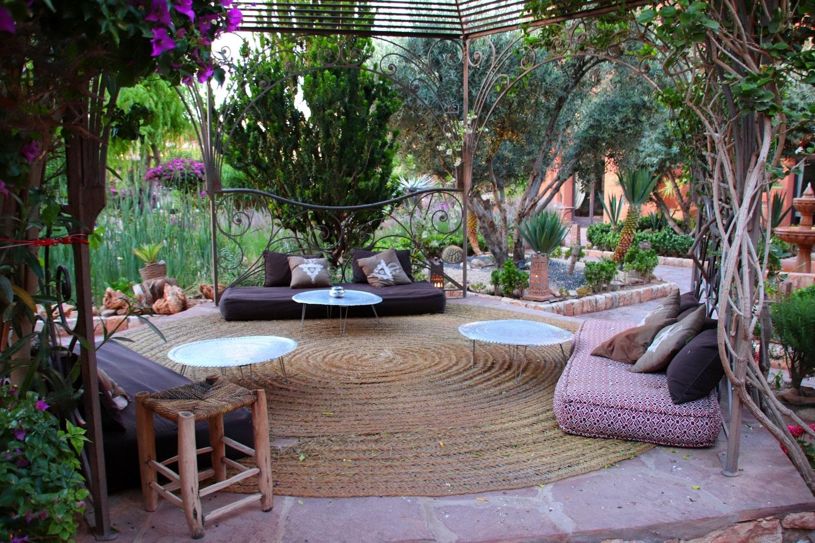 Maroc - Hôtel à Ait Ben Haddou
