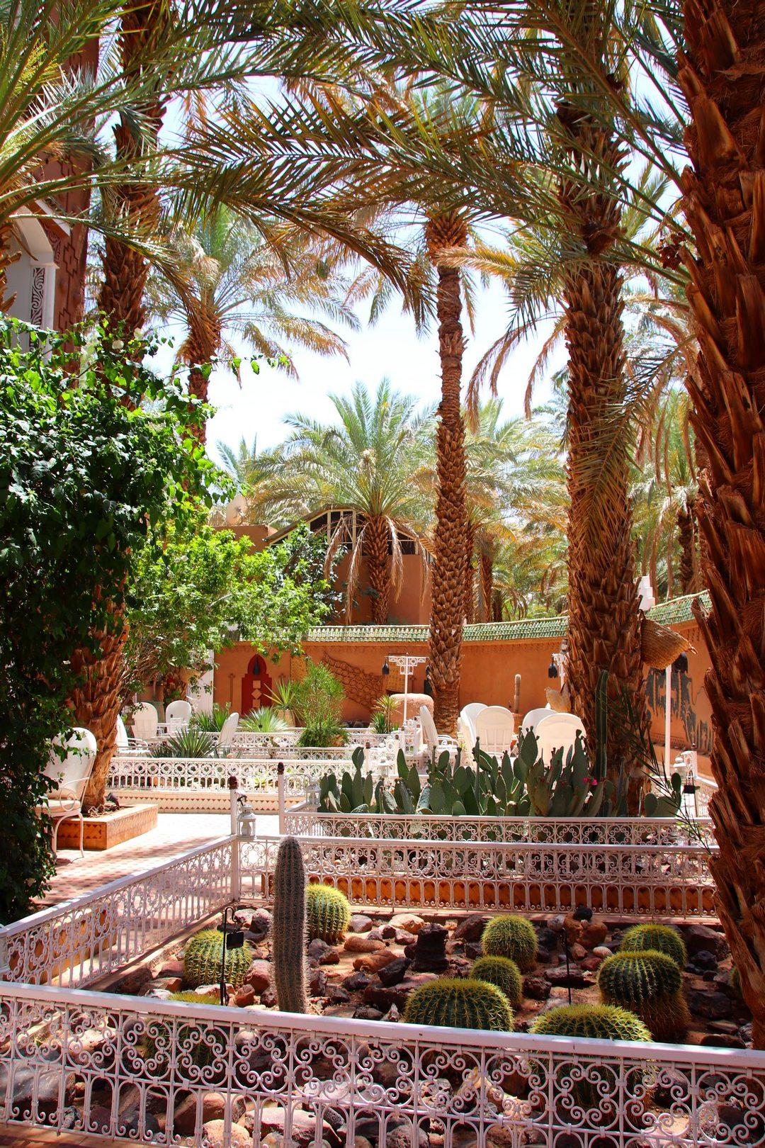 Maroc - Jardins du Dar Sofiane