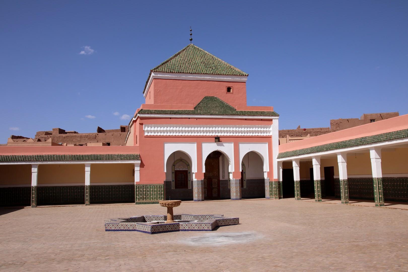 Maroc - Mausolée de Tamegroute