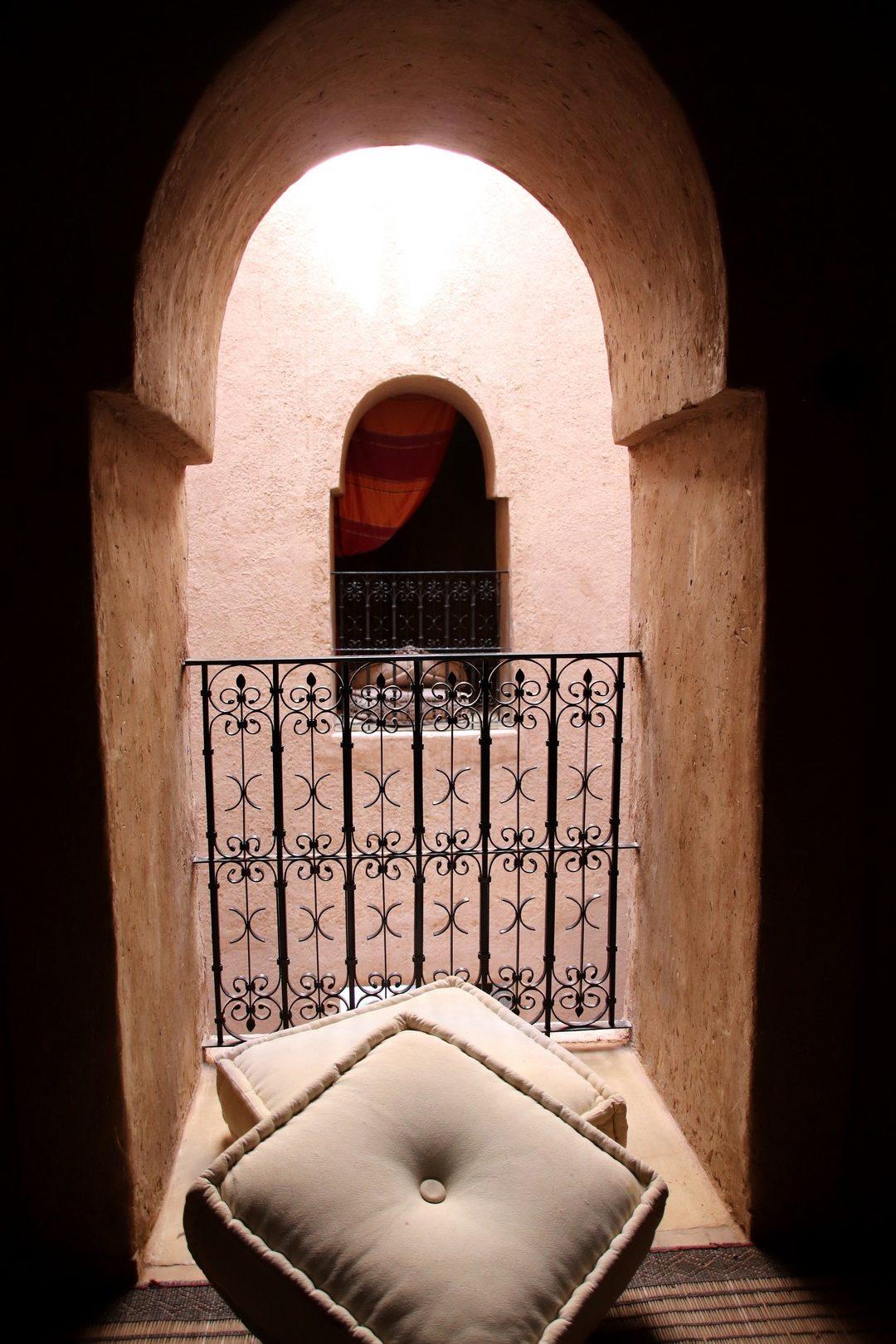 Maroc - Dans la kasbah du Dar Ahlam