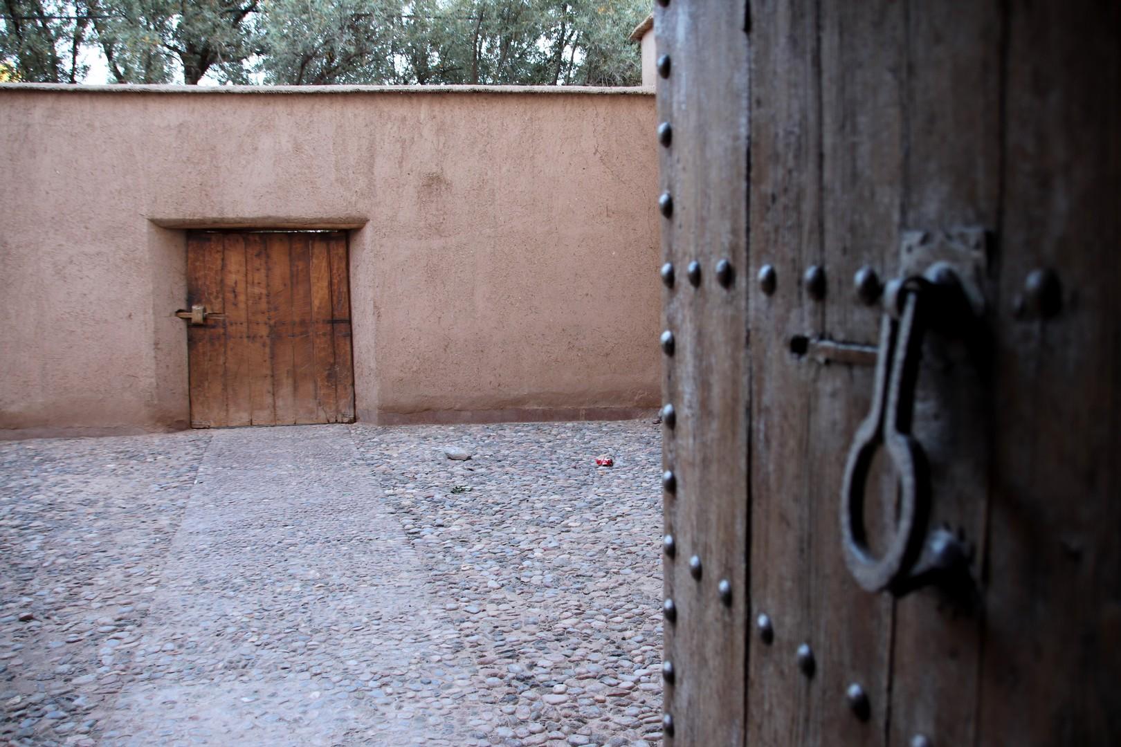 Maroc - La porte d'entrée du Dar Ahlam