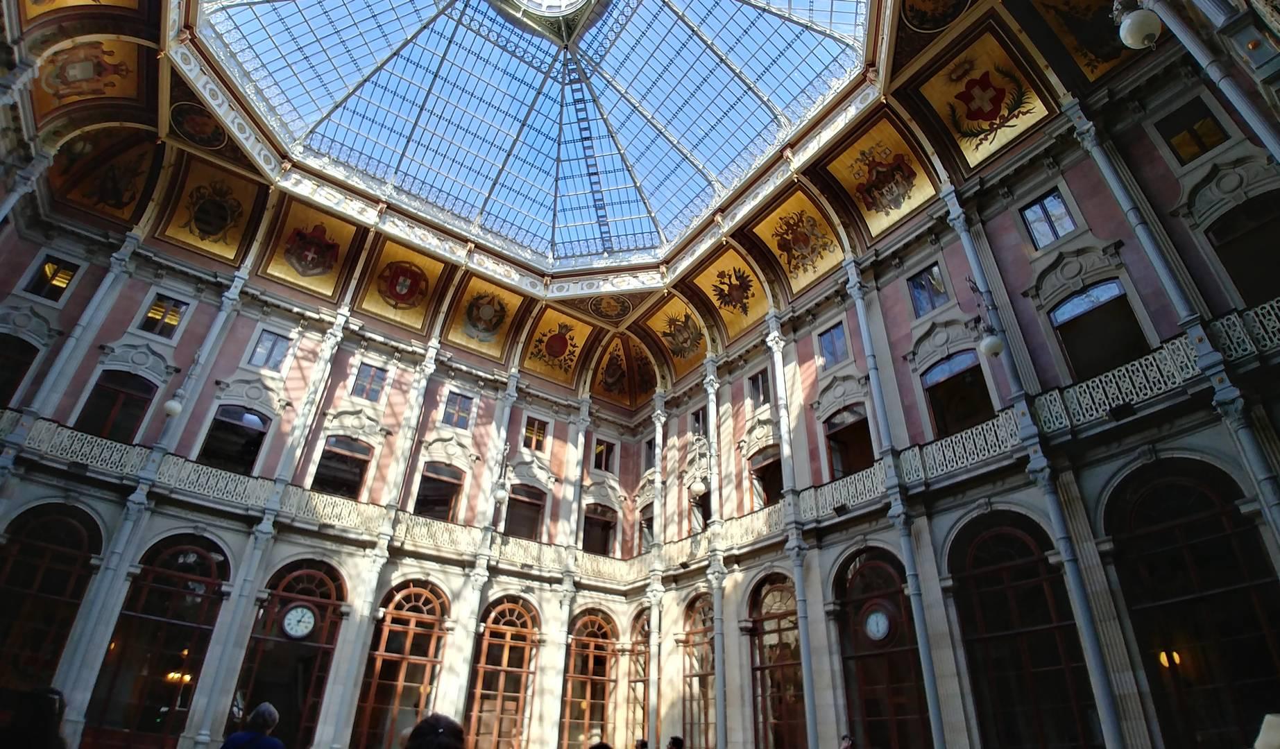 Portugal - Palacio Bolsa à Porto