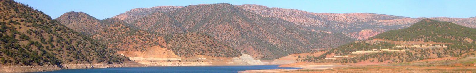 Bandeau légende Isli et Tislit, Maroc