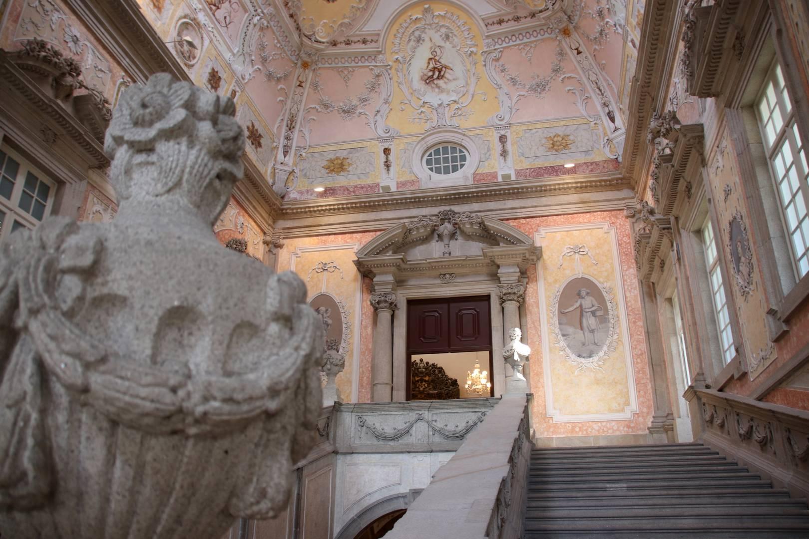 Portugal - Paço episcopal à Porto