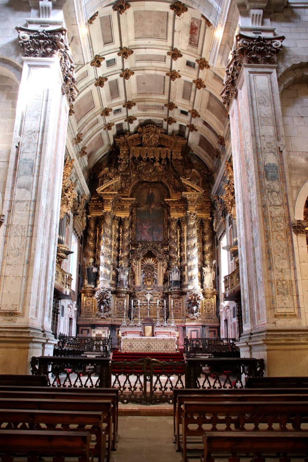 Portugal - Sé / église à Porto