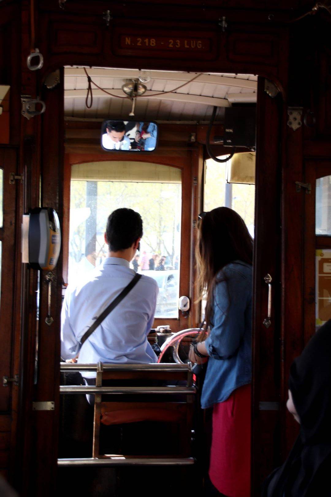 Portugal - Le tramway de Porto