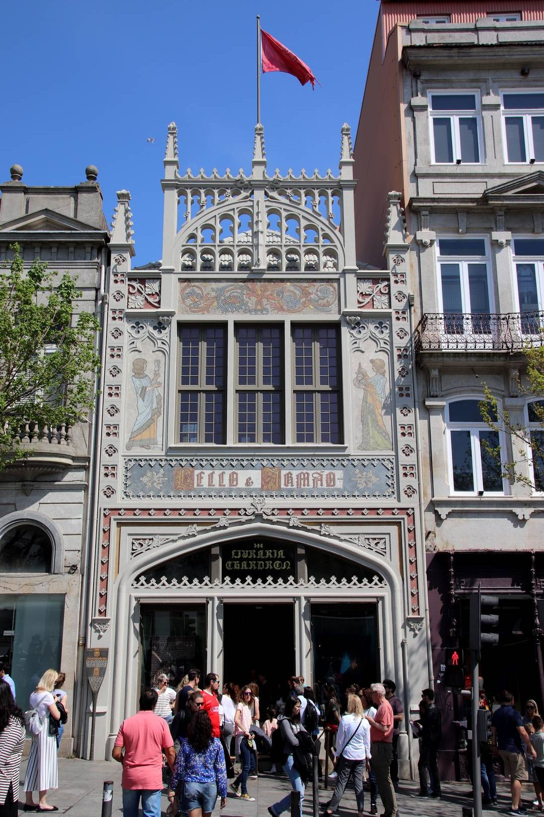 Portugal - Librairie / Livraria Lello à Porto