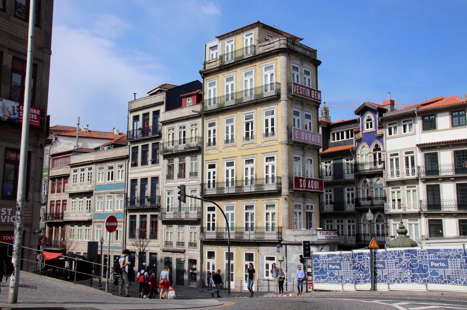 Portugal - Quartiers Nord de Porto