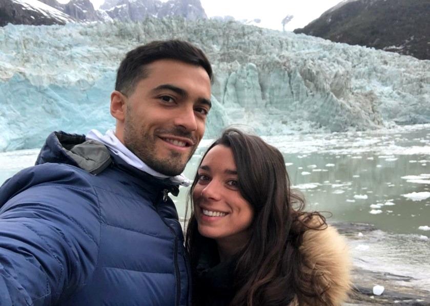 Amour de voyage - Justine et Federico