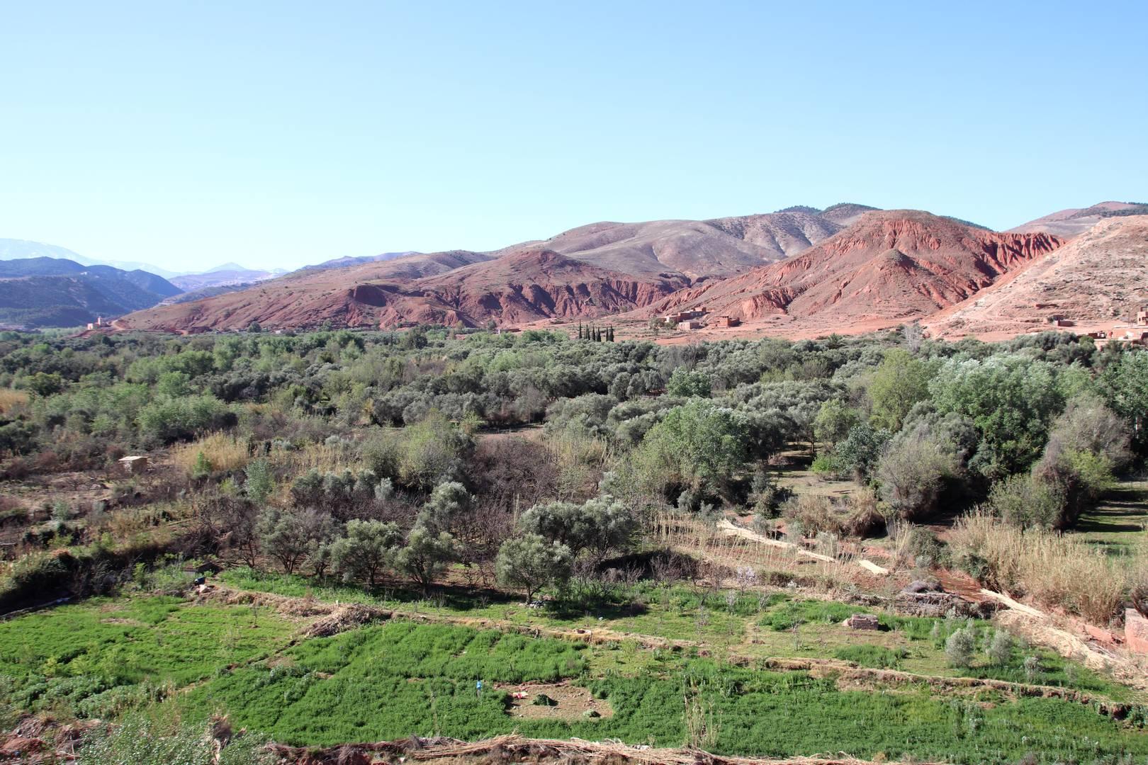 Maroc - Vallée d'Imlil
