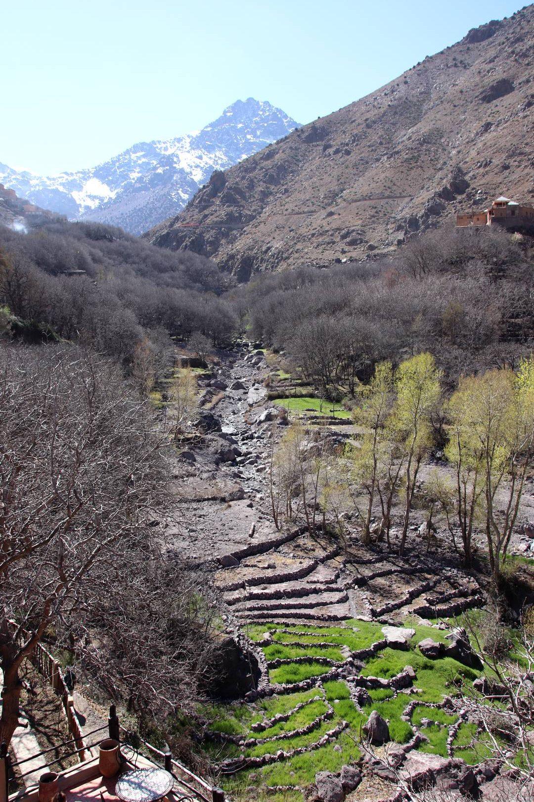 Maroc - Randonnée dans la vallée d'Imlil