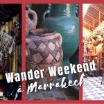 Illustration article Wander Weekend à Marrakech 2020