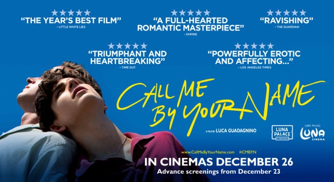Italie - Film - Call me by your name