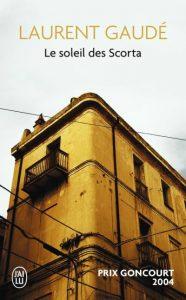 Italie - Livre - Le soleil des Scorta, Laurent Gaudé