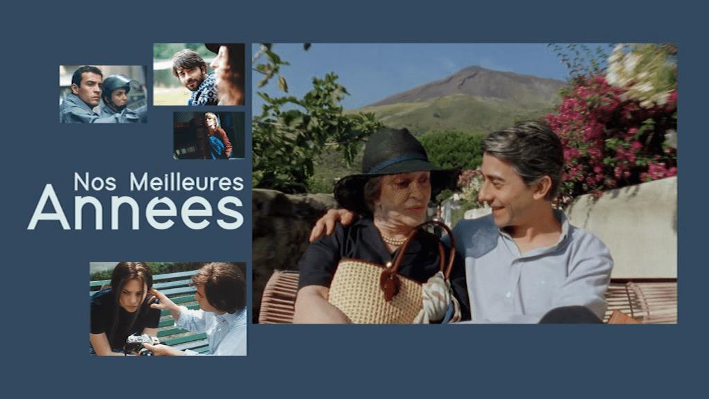 Italie - Film - Nos meilleures années