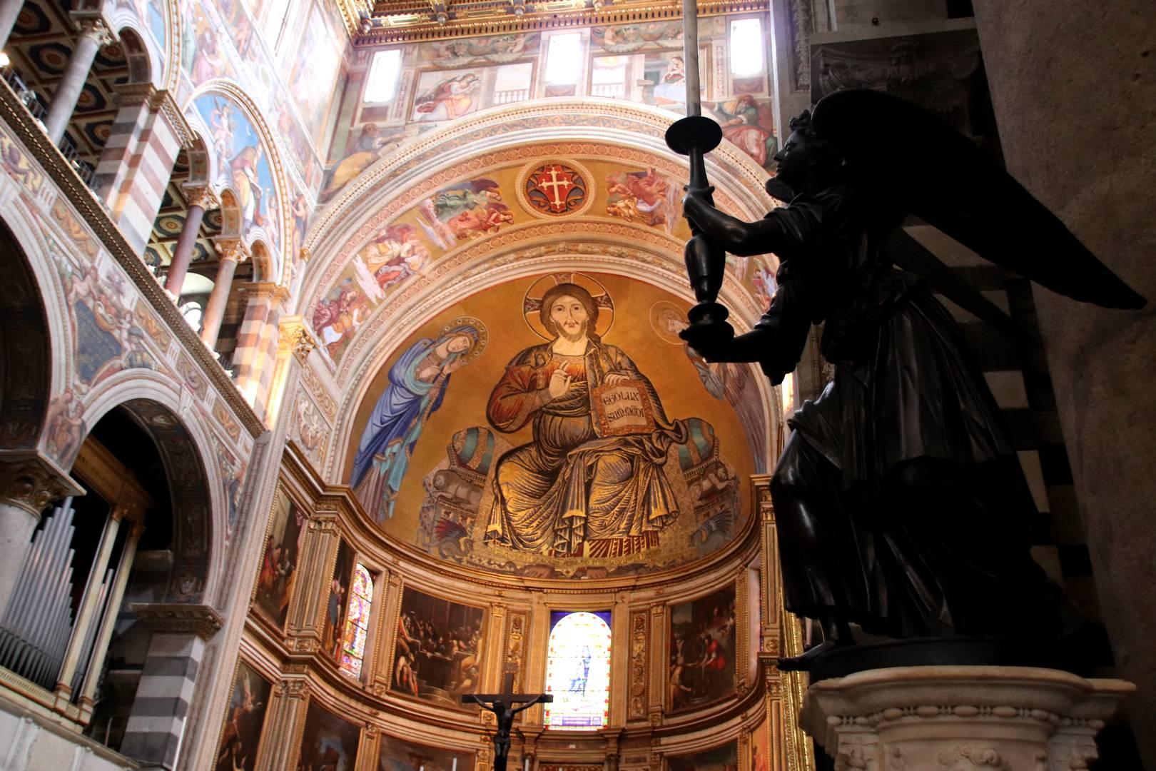 Italie - Intérieur de la cathédrale de Pise