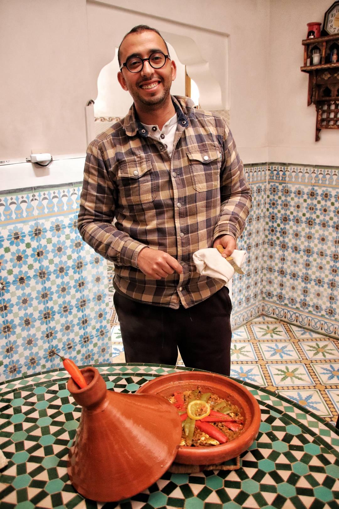 Maroc - Recette - Tajine de sardines
