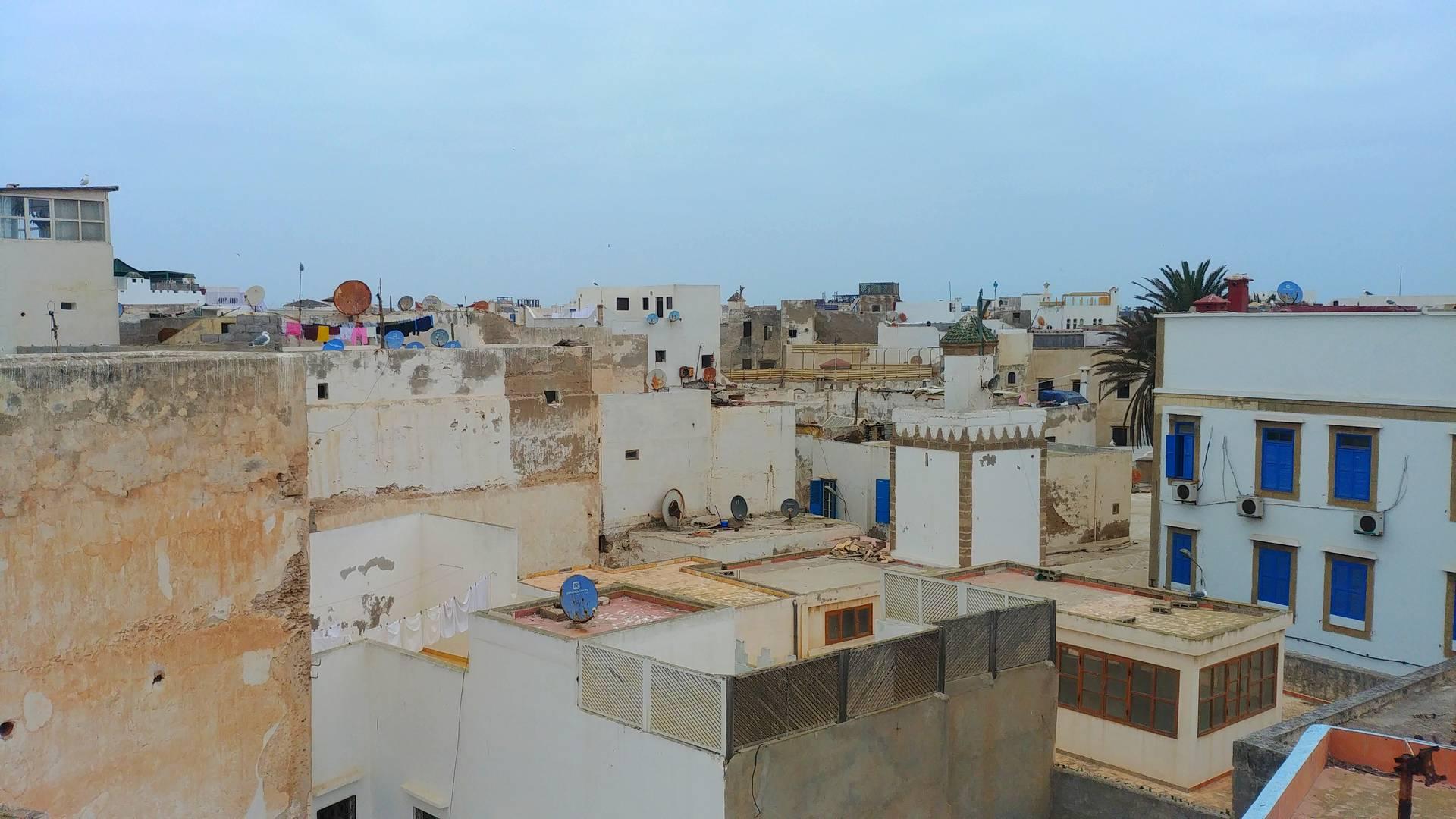 Maroc - Medina d'Essaouira