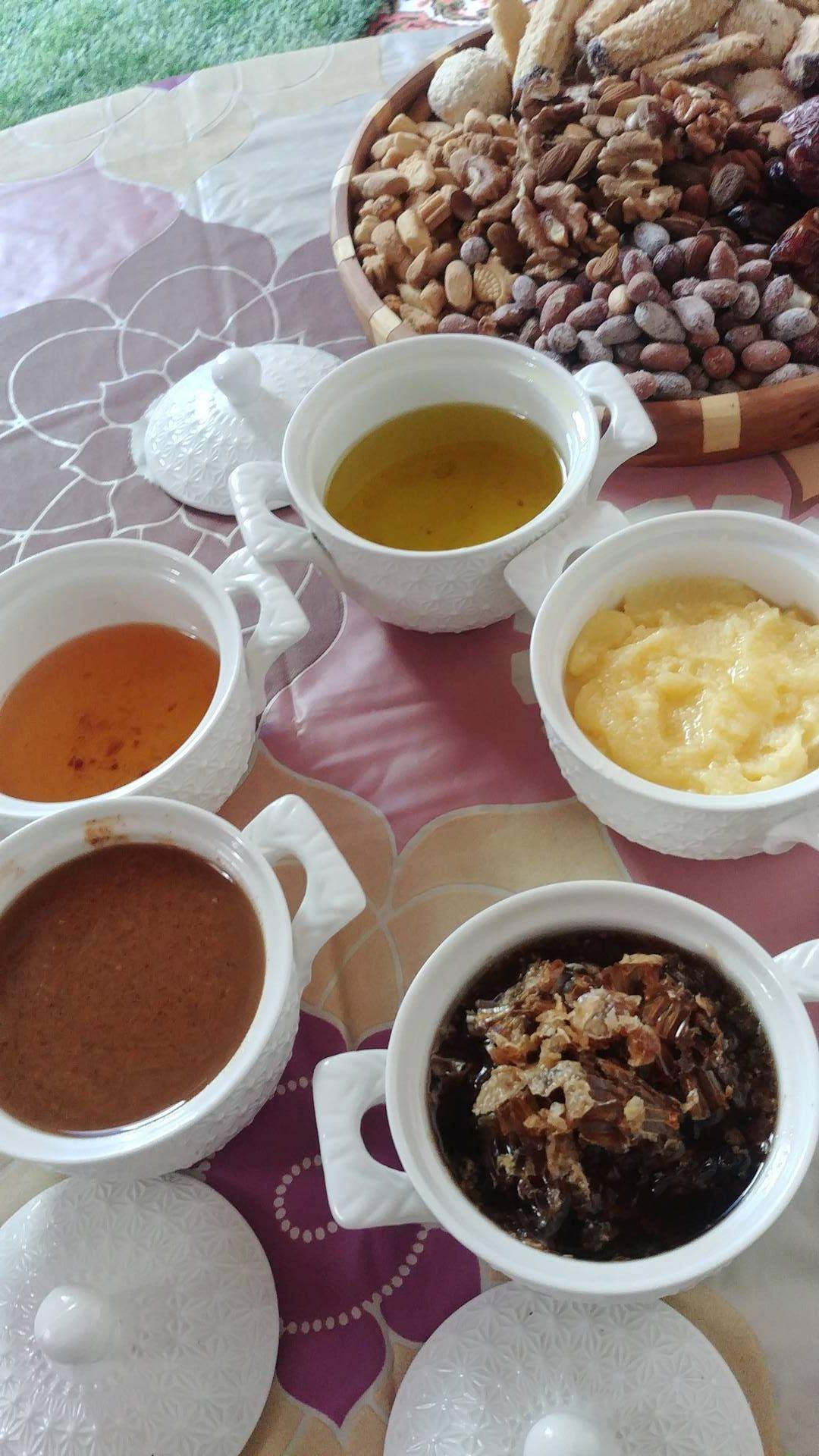 Maroc - Pause thé chez l'habitant au Sud d'Essaouira