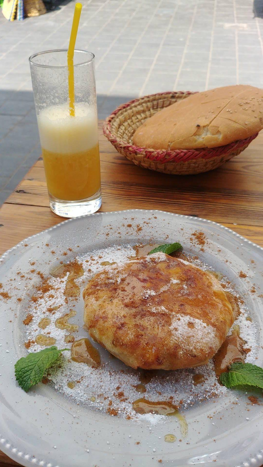 Maroc - Déjeuner à Essaouira