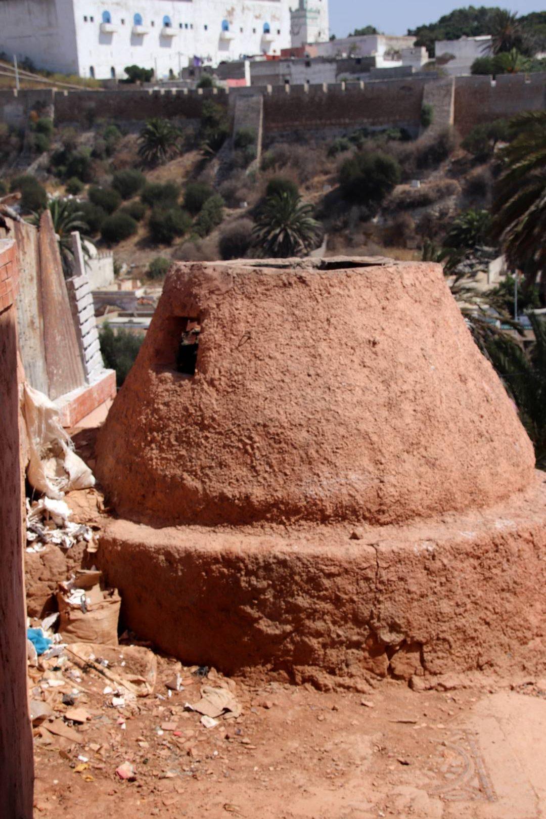 Maroc - Four à poterie de Safi