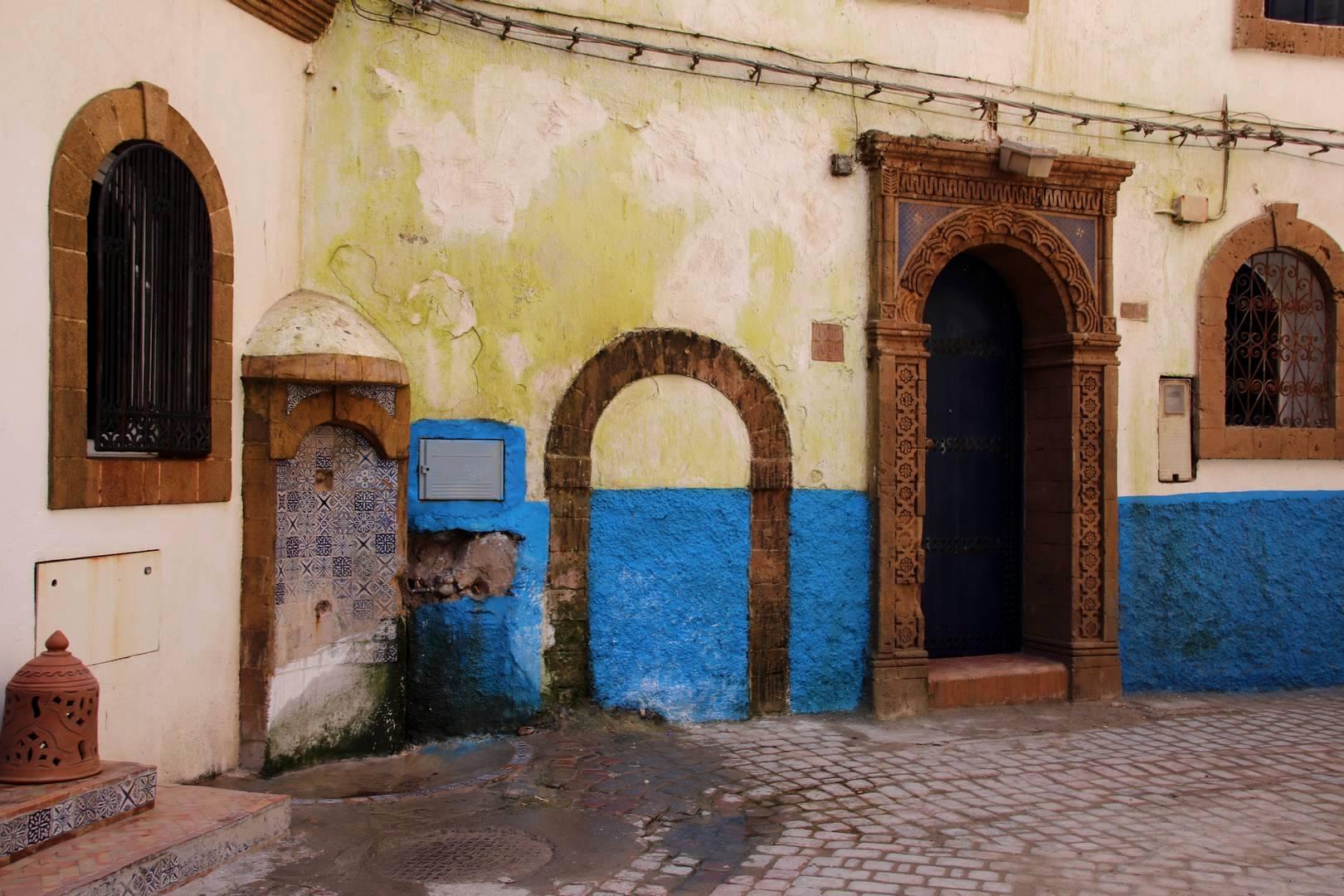 Maroc - Fontaine dans la médina à Essaouira
