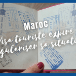 Illustration article Visa Maroc expiré