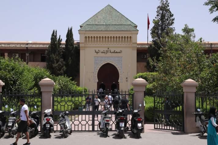 Tribunal Marrakech