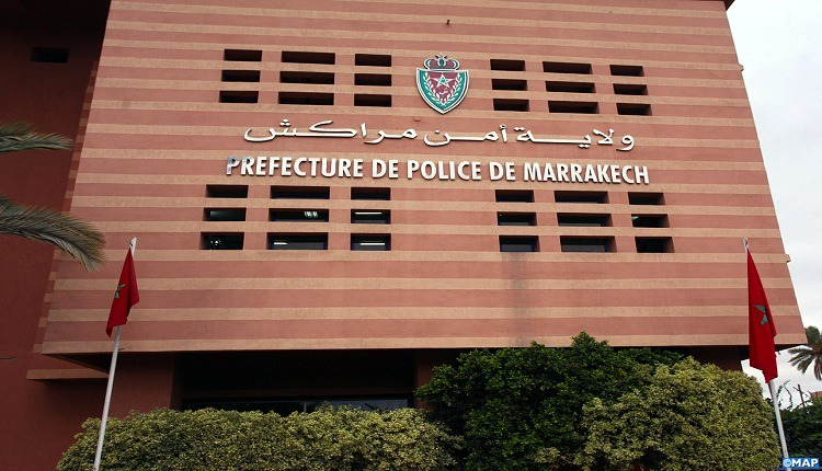 Wilaya Préfecture Marrakech